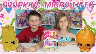 Shopkins Micro LITE New Blind Bags Series 1