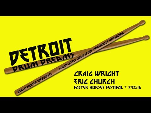 Craig Wright INT (Detroit Drum Dreams)