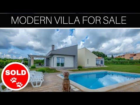🔵 For Sale Modern Vila In Croatia