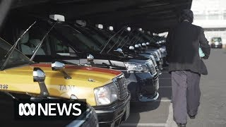 Japan's professional taxi industry opens door to foreign drivers | ABC News