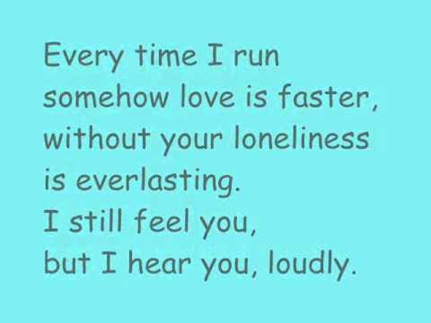 Tiziano Ferro ft Kelly Rowland - Breathe gentle with lyrics