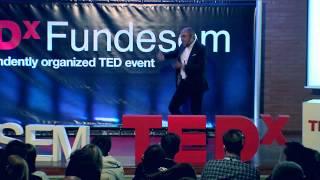 Atrévete: Fernando Botella at TEDxFundesem