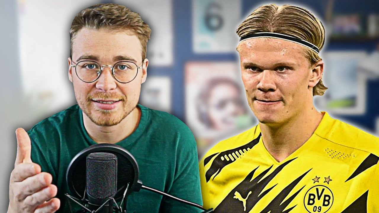 MY PROBLEM WITH ERLING HAALAND
