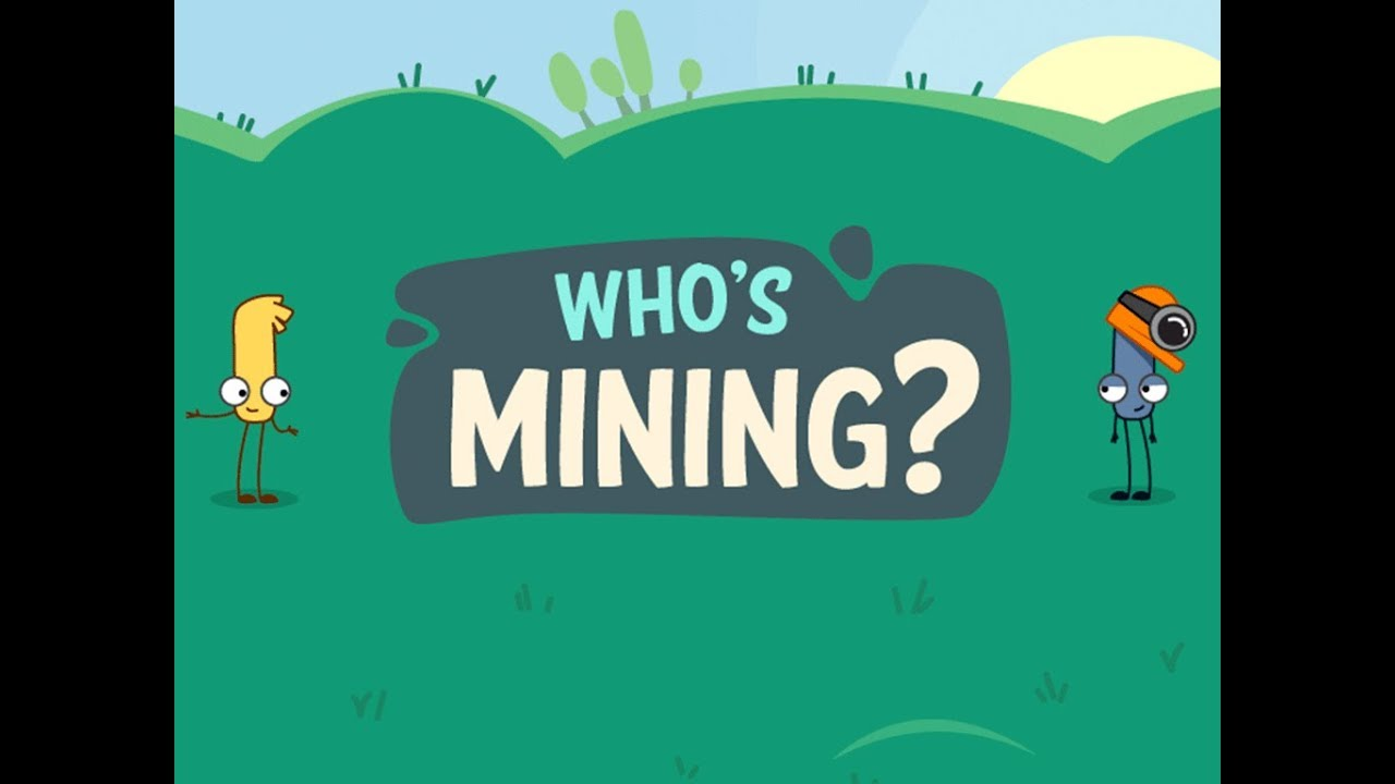 [iOS] Who's Mining Gameplay by Playfo