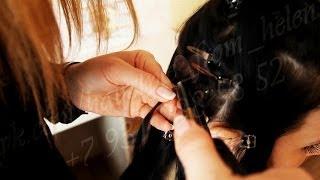 Наращивание волос в СПб ||| by Elena Shulman