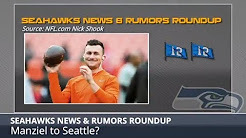 Seahawks News & Rumors Featuring Johnny Manziel And Odell Beckham Jr. To Seattle, & Offseason Dates