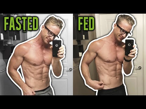 Fasted Cardio vs Fed Cardio For Fat Loss (IS EMPTY STOMACH CARDIO BEST?) | LiveLeanTV