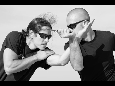 How to Train Solo - 30 Minute KALI Training Session with Paul Ingram