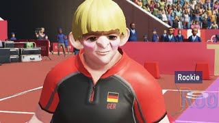 xQc Competes in the Olympic Games!