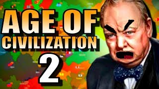 HOI4 Grand Strategy Mobile Game?! (Age of Civilization 2)