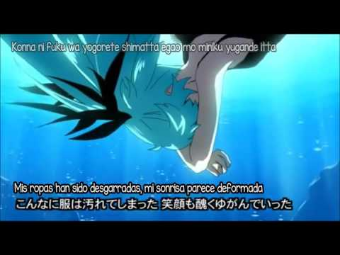 【MIKU-YUUYU】Shinkai Shoujo/ Deep sea girl/深海少女  【PV HD Sub español & romaji】