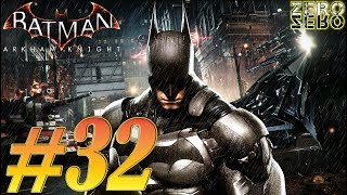 Batman: Arkham Knight ◉ Gameplay ITA ~ Walkthrough ◉ #32 [La Vera Identità Del Cavaliere Di Arkham!]