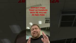 Domino's Pizza Takes On DoorDa…