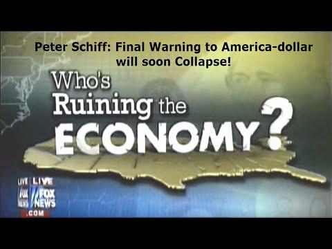 Peter Schiff : Final Warning To America