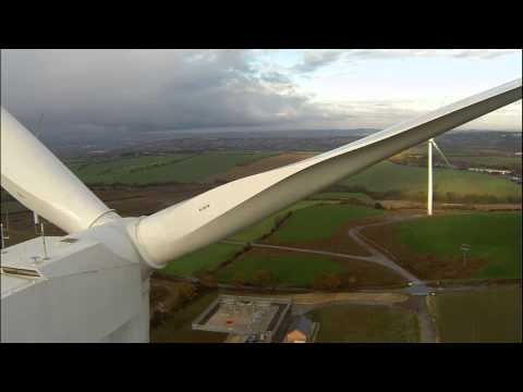 Fish Eagle Films Wind Farm