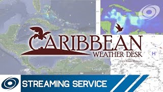 Force Thirteen - Caribbean Weather Desk (March 14, 2016)