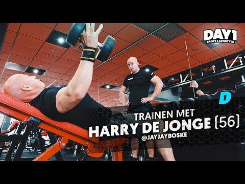 Hardcore Bodybuild Chest Workout met Harry de Jonge (Muscle & Fitness) || #DAY1 Afl. #41