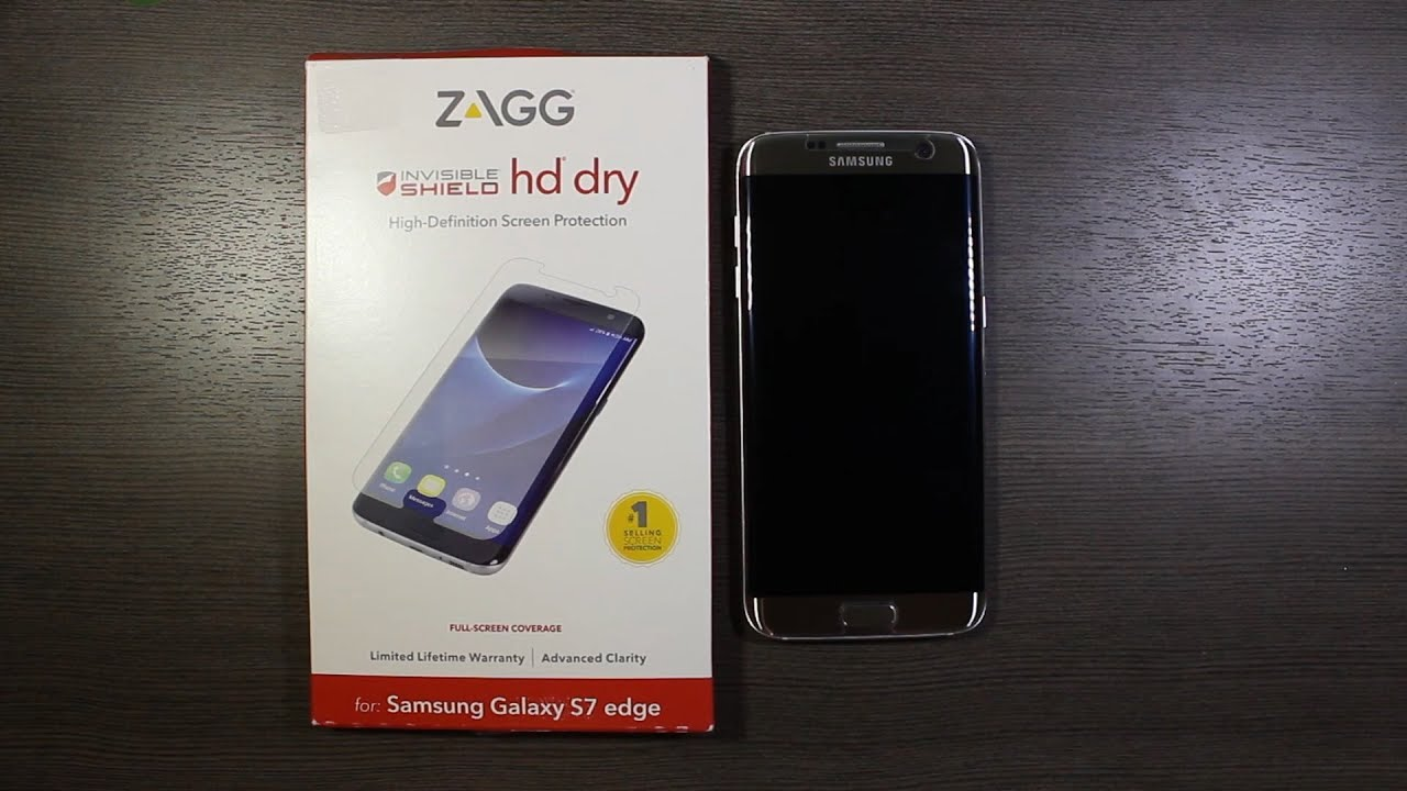 how to get bubbles out of zagg glass