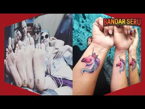 unique tv – awesome Best Friend Tattoo Ideas To Show Your Squad Is The Best