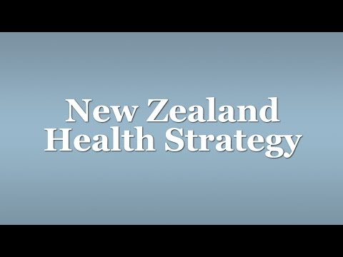 NZ Health Strategy 2015