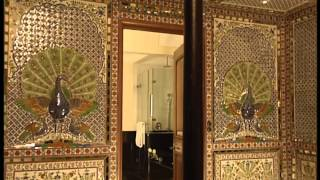 Taj Rambagh Palace Hotel,Jaipur India, Travel Videos