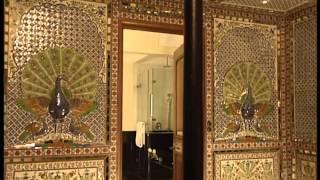 Taj Rambagh Palace Hotel,Jaipur India, Travel Videos