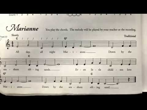 Guitar: Exercise #3 and Marianne