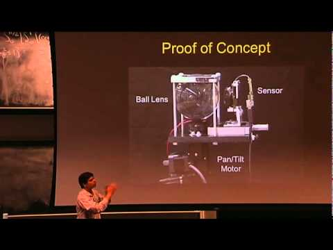 Optics 1: Gigapixel Computational Imaging