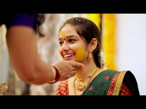Bhavana Weds Sri Charan II Wedding Highlights HD II 2019