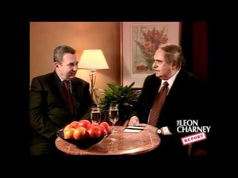 Ehud Barak | Charney Report (Segment)
