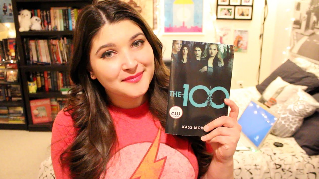 The 100 By Kass Morgan Book Review Youtube