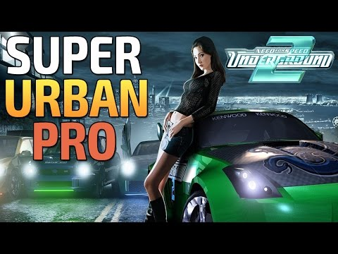 Need for Speed Underground 2 Super Urban Pro Mod - Улучшенный НФС!