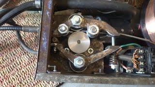 Самодельный полуавтомат - сварка алюминия и стали .(, 2016-07-27T07:36:31.000Z)