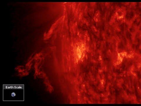 Earthspot Watch, NASA's Flying Saucer   S0 News June 2, 2015