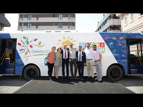 PPG COLORFUL COMMUNITIES project Turkey 2018