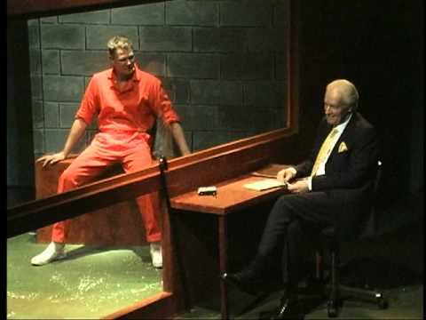Terre Haute with Mike Farrell and Jim Parrack Blank Theatre Hollywood