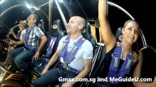 GMAX Extreme Swing Ride - Singapore