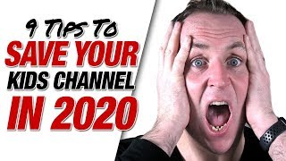 How To Make Money on YouTube With Kids Channels in 2020