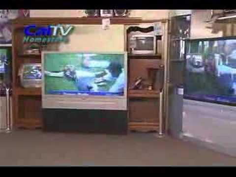 Santiago's Television Debut