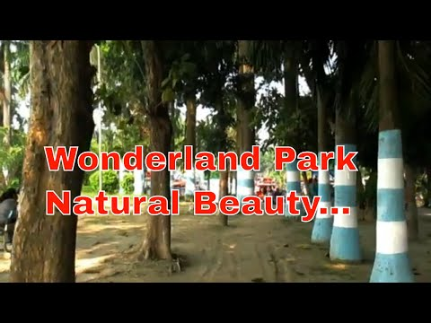 Chandannagar Wonderland Park - Natural Beauty