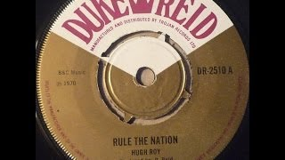 Download U Roy - Rule The Nation MP3 song and Music Video