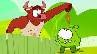 Om Nom Stories 💚 Super-Noms: Neighbour Wars  (Cut the Rope) Kedoo ToonsTV