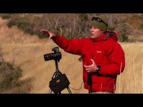Adam Barker demonstrates the use of Singh-Ray filters, Part 1