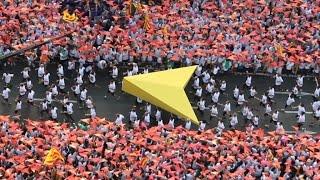 """Via Lliure: """"Els catalans de les pedres en fem pans"""""""