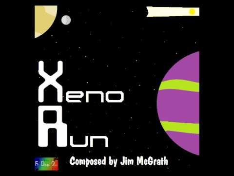 XenoRun - The Official Soundtrack (Jim McGrath)