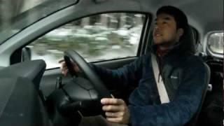 DAIHATSU ミラ イース の 4WD 性能 〜 雪上インプレッション 〜 / Mira e:s