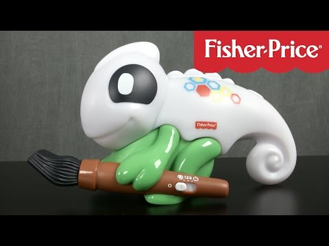 Think And Learn Smart Scan Color Chameleon From Fisher-Price