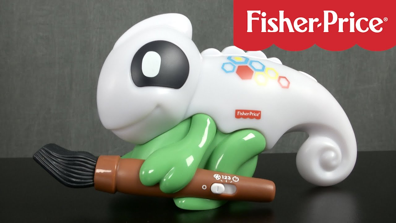 Think And Learn Smart Scan Color Chameleon From Fisher