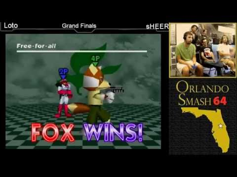 CFL Smackdown 79 - Loto (Falcon) vs sHEERmADNESS (Fox) Grand Finals