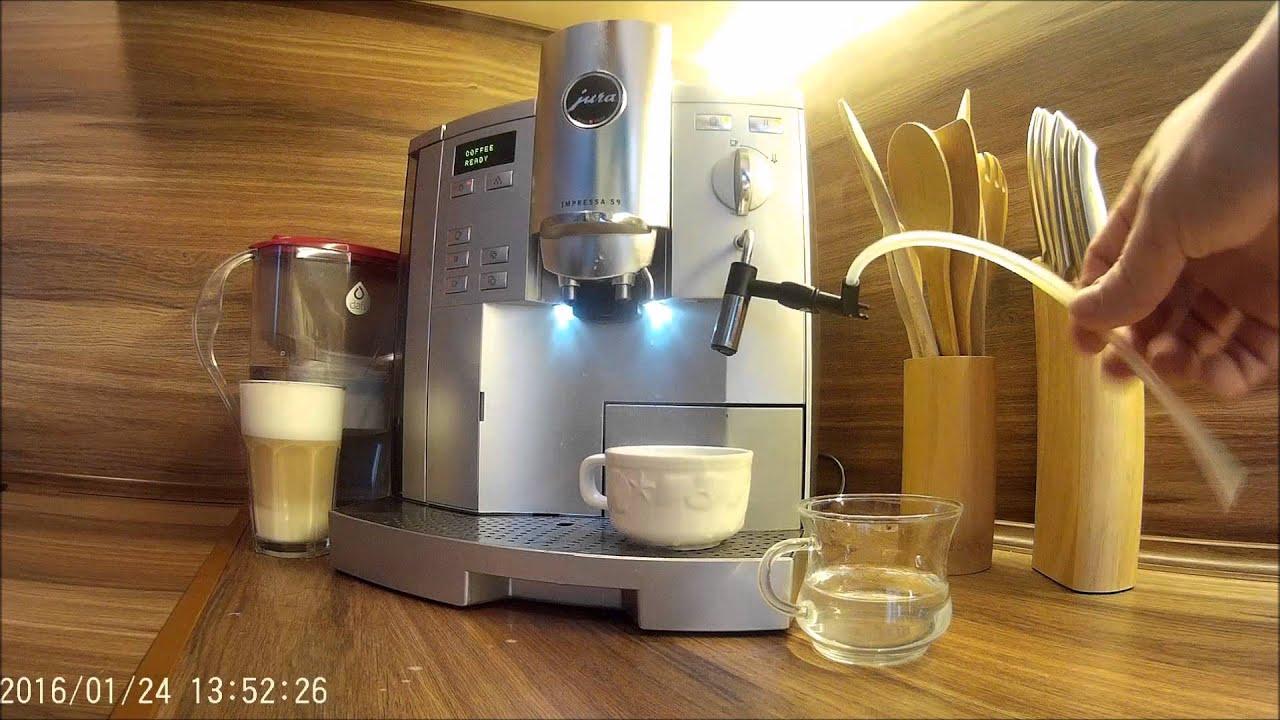 jura s9 clean unit clean cappuccinatore jura unit. Black Bedroom Furniture Sets. Home Design Ideas